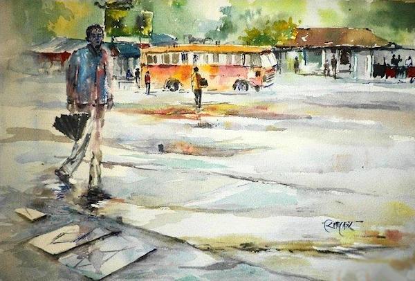bus-stand-corner-rajesh-bhatkar
