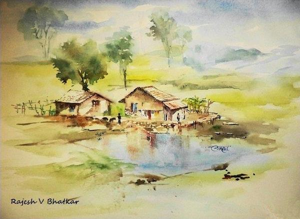house-by-pond-rajesh-bhatkar