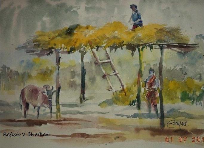 in-the-farm-rajesh-bhatkar