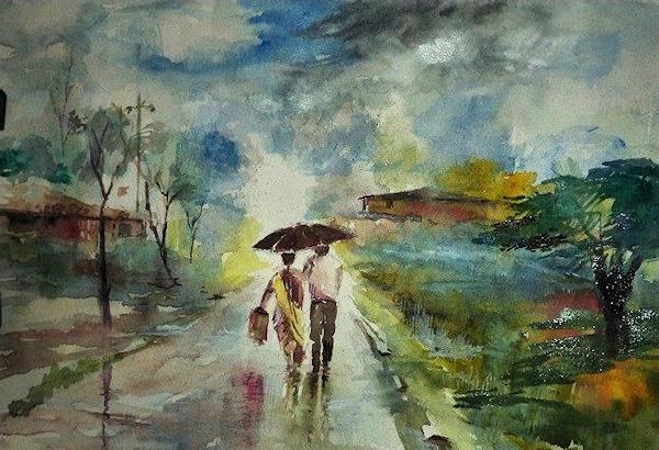 under-an-umbrella-rajesh-bhatkar