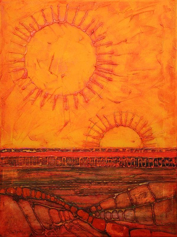 x-setting-suns-60x46-acc-mix-john-brooks